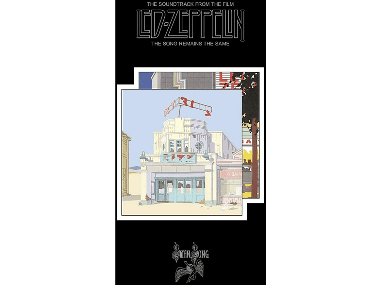 - Led Zeppelin - The Song Remains the Same [Blu-ray]
