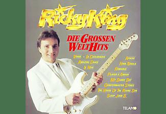 Ricky King - Die großen Welthits  - (Vinyl)