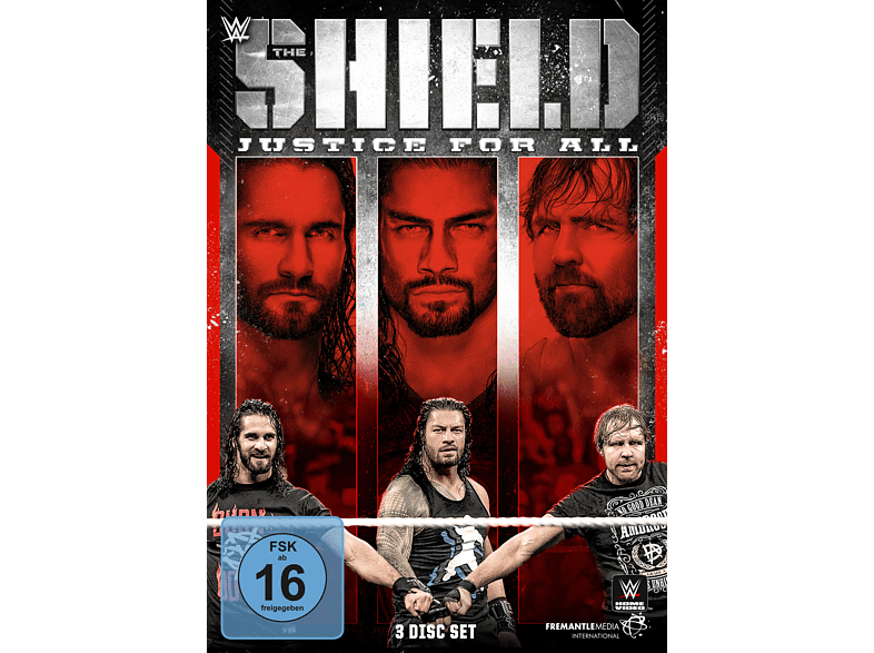 THE SHIELD-JUSTICE FOR ALL [DVD]