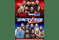 BACKLASH 2018 [DVD]