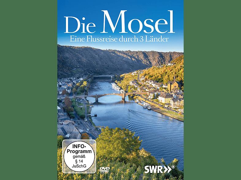 Die Mosel - Eine Flussreise durch 3 Länder [DVD]