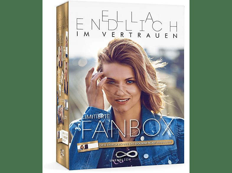 Ella Endlich - Im Vertrauen (Limitierte Fanbox) [CD + DVD Video]