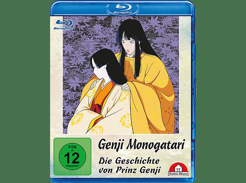 Genji Monogatori – die Geschichte von Prinz Genji [Blu-ray]