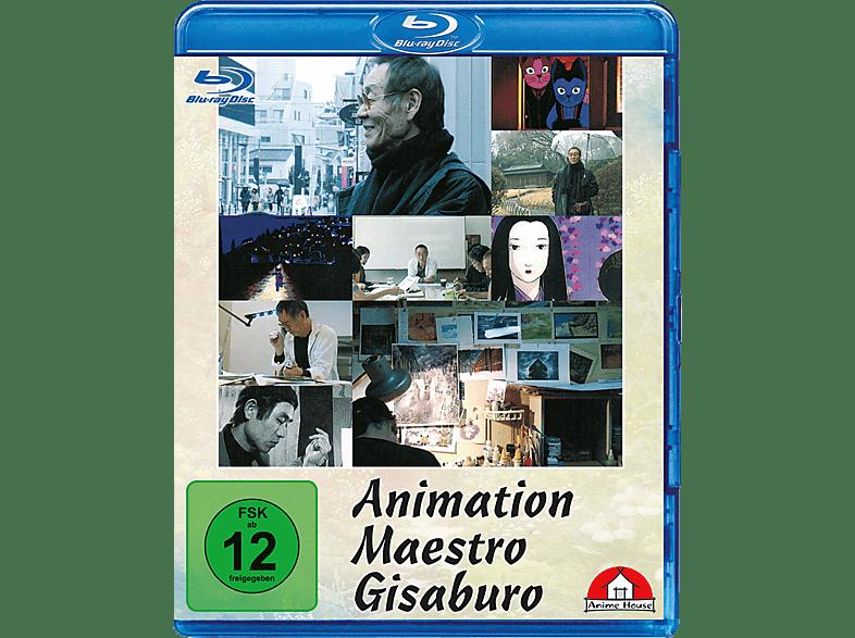 Animation Maestro Gisaburo [Blu-ray]