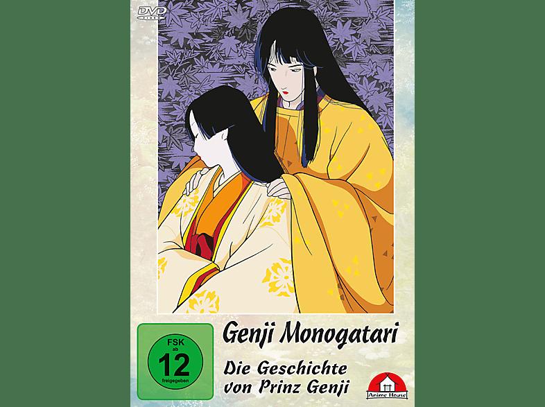 Genji Monogatori – die Geschichte von Prinz Genji [DVD]