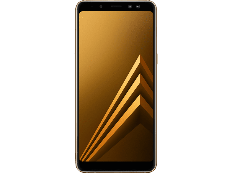 SAMSUNG Galaxy A8 (2018) 32 GB Maple Gold Dual SIM