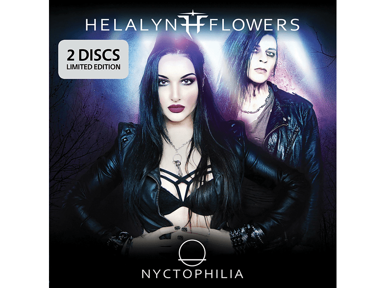 Helalyn Flowers - Nyctophilia (Limited) [CD]