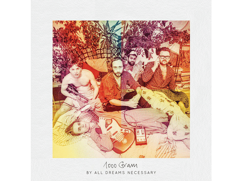1000 Gram - By All Dreams Necessary [CD]