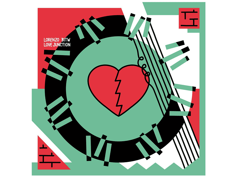 Lorenzo Bitw - Love Junction [Vinyl]