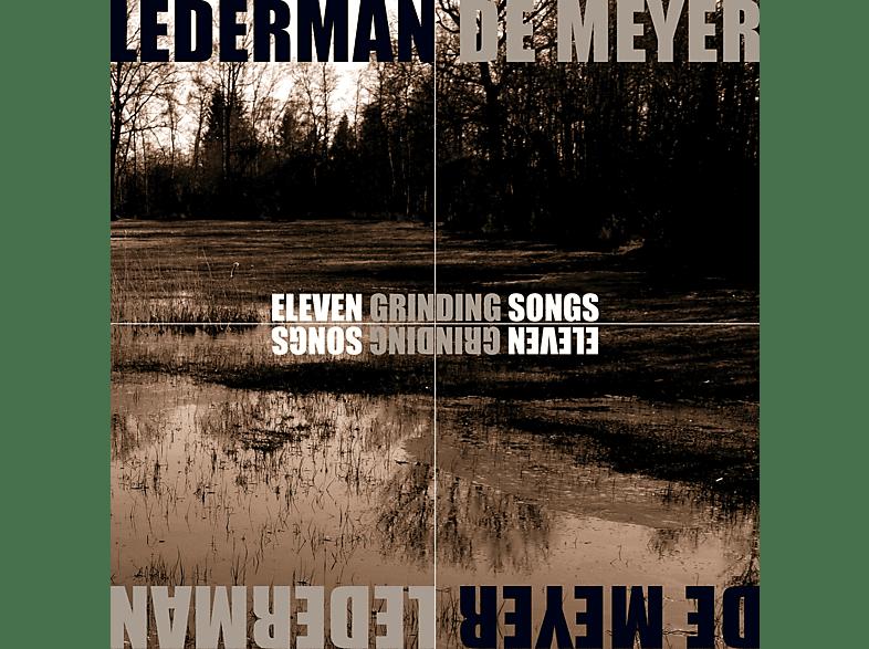 Lederman-de Meyer - Eleven Grinding Songs (Limited) [CD]