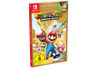 Mario + Rabbids Kingdom Battle Gold Edition - [Nintendo Switch]