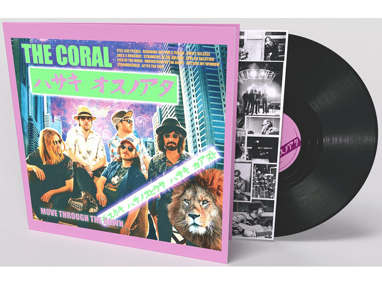 The Coral - Move Through The Dawn [LP + Download]