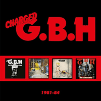 Gbh - 1981-84 [CD]