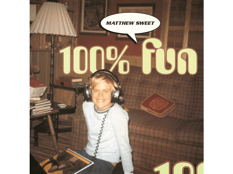 Matthew Sweet - 100% Fun (Expanded Edition) [Vinyl]