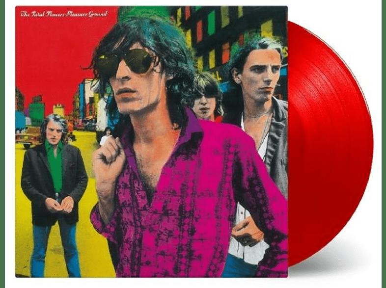 Fatal Flowers - Pleasure Ground (ltd rotes Vinyl) [Vinyl]