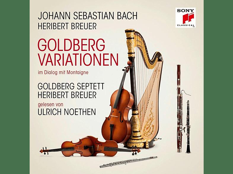 Heribert Breuer, Goldberg-septett, Ulrich Noethen - Goldberg Variationen (mit Lesung) [CD]