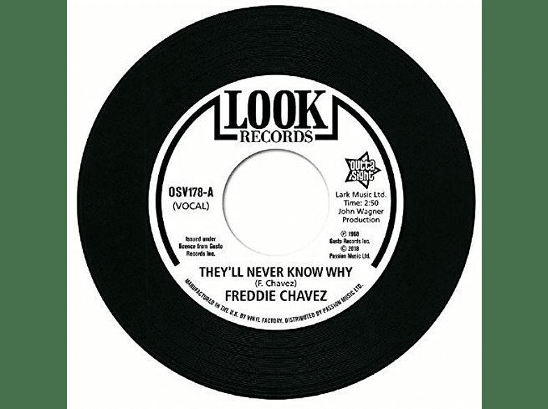 Freddie Chavez - They'll Never Know Why / Make Up (Vinyl Single) [Vinyl]
