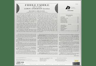 Maurice Abravanel - Fiddle Faddle & 14 Other Leroy  - (Vinyl)