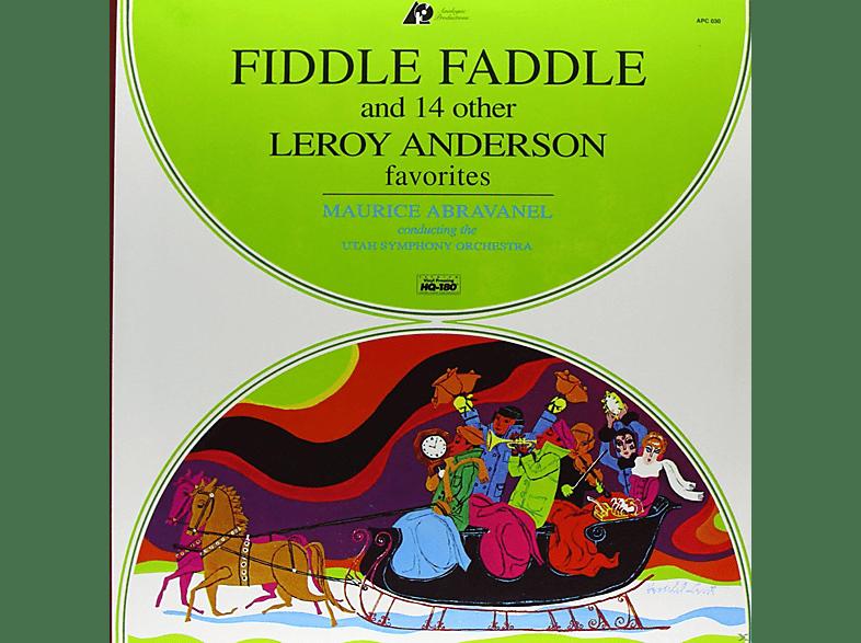 Maurice Abravanel - Fiddle Faddle & 14 Other Leroy [Vinyl]