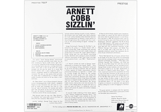 Arnett Cobb - Sizzlin' (45rpm-Edition)  - (Vinyl)