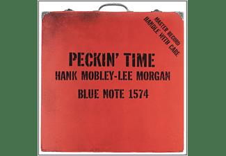 Hank Mobley, Lee Morgan - Peckin' Time  - (Vinyl)