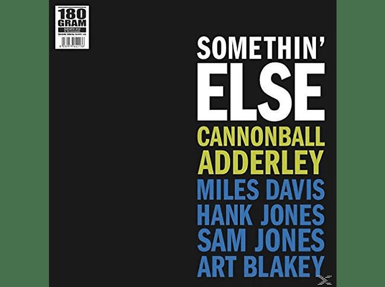 Cannonball Adderley - Somethin' Else (Remastered 2014) [Vinyl]