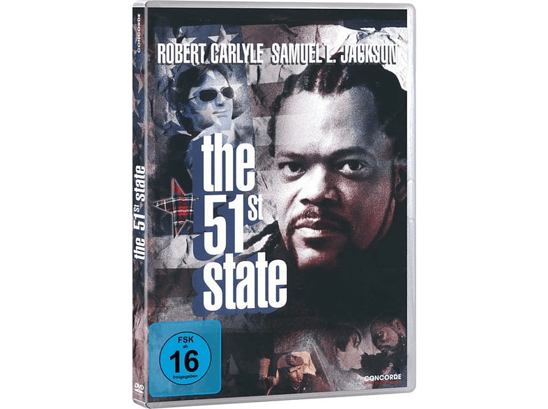 The 51st State [DVD]