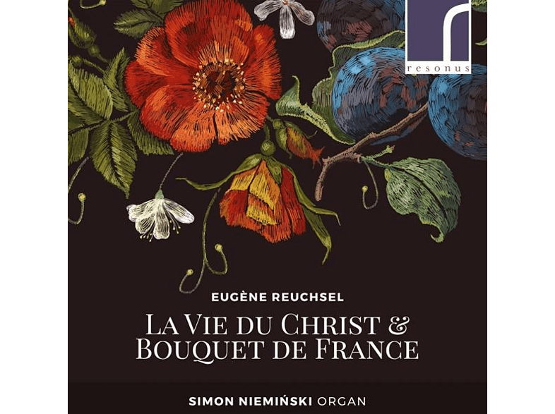 Simon Nieminski - La Vie du Christ & Bouquet de France [CD]