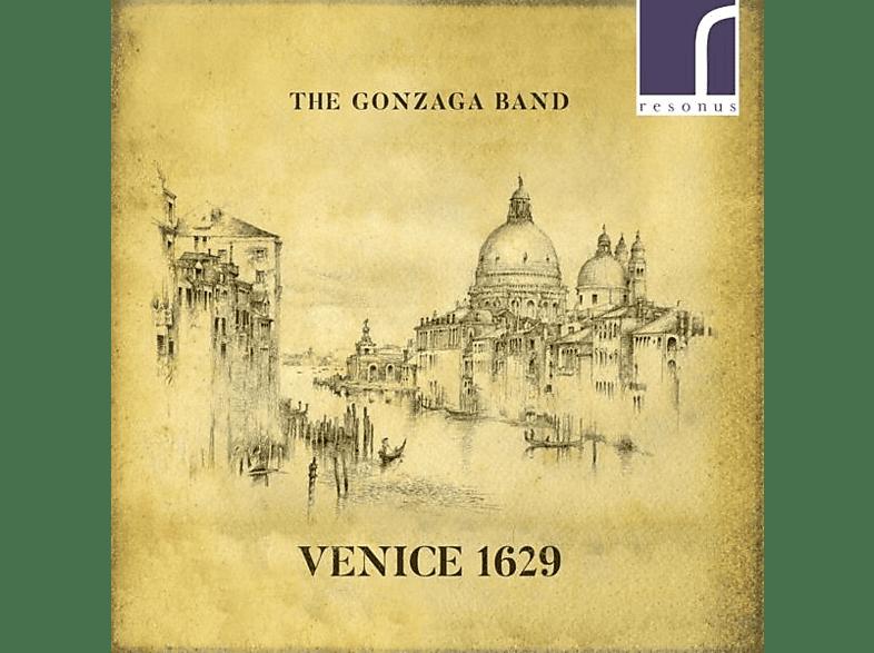 The Gonzaga Band - The Gonzaga Band-Venice 1629 [CD]