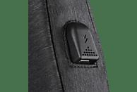 HAMA Manchester Notebooktasche, Umhängetasche, 14.1 Zoll, Schwarz