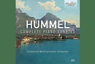 Costantino Mastroprimiano - Hummel:Complete Piano Sonatas [CD]