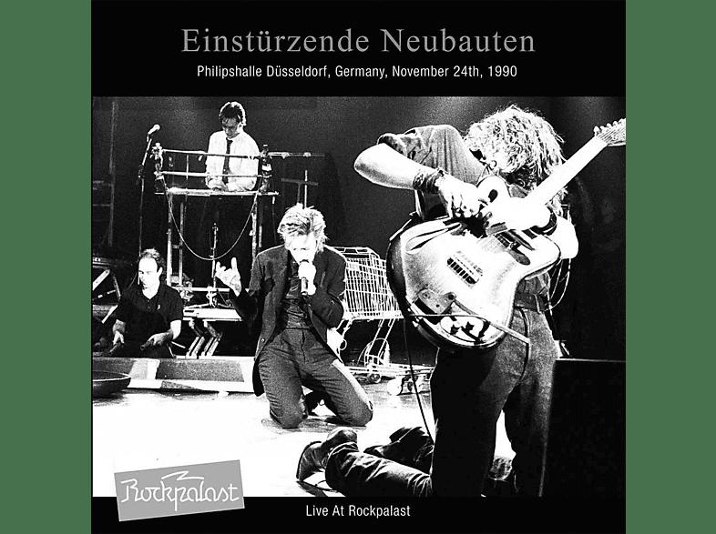 Einstürzende Neubauten - LIVE AT.. -CD+DVD- [CD + DVD Video]