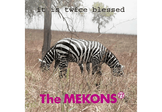 Mekons 77 - It Is Twice Blessed - (CD)