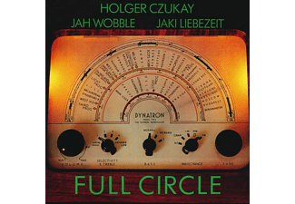 Jah Wobble / Liebezeit, Jaki / Czukay, Holger - Full Circle - (CD)