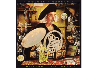 Holger Czukay - Moving Pictures  - (CD)