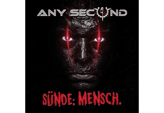 Any Second - Sünde: Mensch - (CD)