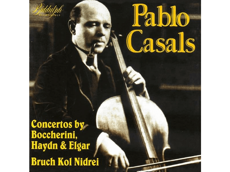 London Symphony Orchestra, BBC Symphony Orchestra, Casals Pablo - Pablo Casals in Concert [CD]