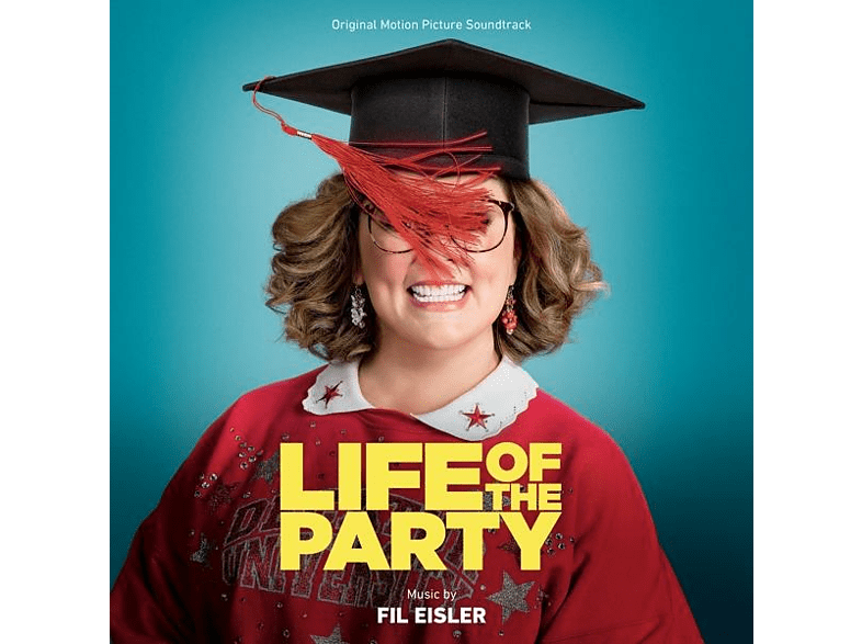 Fil Eisler - Life of the Party/How to Party with Mom [CD]