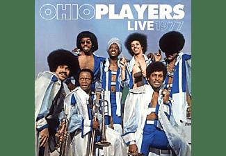 The Ohio Players - Live 1977  - (Vinyl)