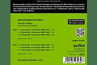 Christoph Schickedanz - SEI SOLO A VIOLINO SENZA BASSO ACCO [CD]