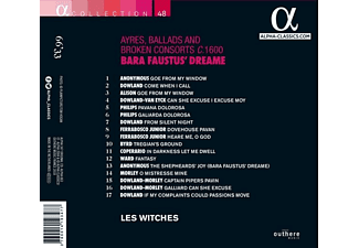 Les Witches - Bara Faustus' Dreame  - (CD)
