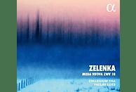 Collegium 1704, Collegium Vocale 1704 - Missa Votiva ZWV 18 [CD]
