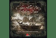 Edgar Allan Poe - Die geheimnisvollen Fälle von Edgar Allan Poe und Auguste Dupin - (CD)