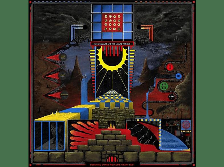 King Gizzard And The Lizard Wizard - Polygondwanaland (Beast Records Version) [Vinyl]