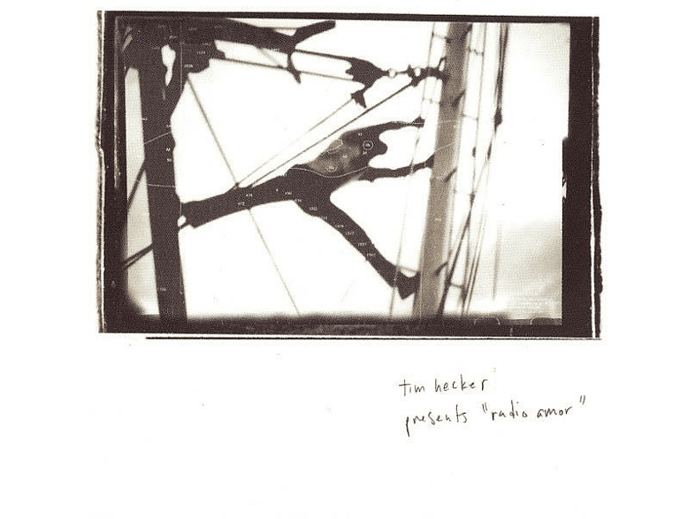Tim Hecker - Radio Amor [CD]