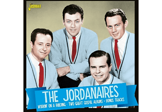 The Jordanaires - Workin' On A Building  - (CD)
