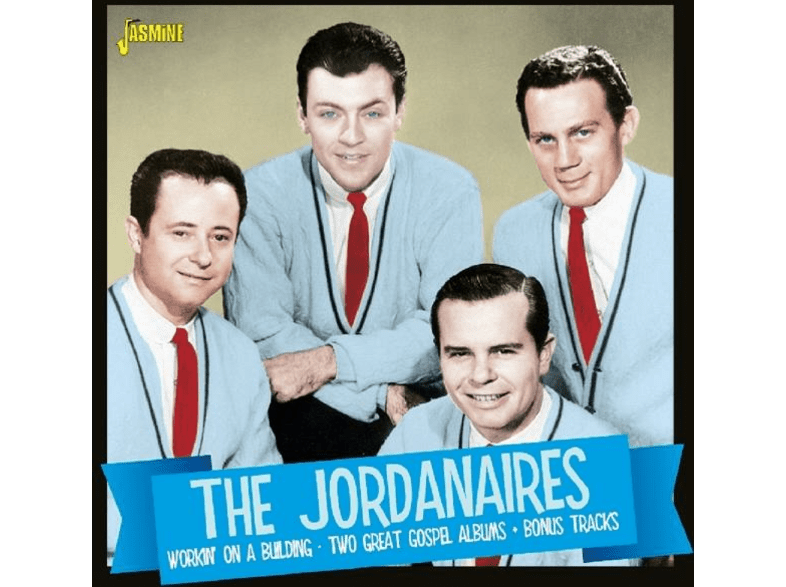 The Jordanaires - Workin' On A Building [CD]
