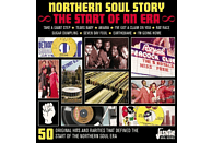 VARIOUS - Northern Soul Story [CD]