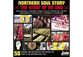 VARIOUS - Northern Soul Story  - (CD)