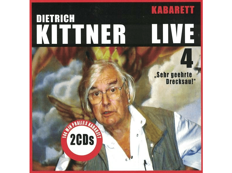 Dietrich Kittner - Live 4 [CD]